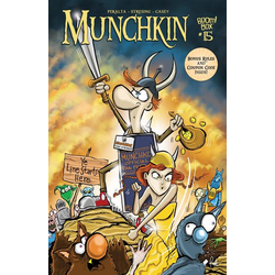 Munchkin #15