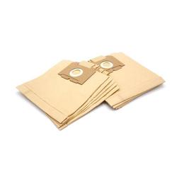 vhbw 10 Staubsaugerbeutel Filtertüten aus Papier passend für Staubsauger Miostar Staubsauger
