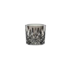 Nachtmann Kerzenhalter Noblesse Teelichthalter smoke grau (1 Stück)