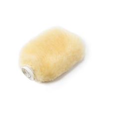Lammfell  Wärmflasche Wärmflaschen gelb