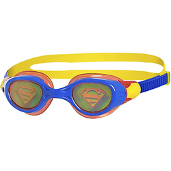Schwimmbrille Superman Hologram rot