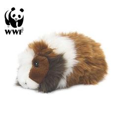 WWF Plüschfigur Plüschtier Meerschweinchen (19cm, braun)