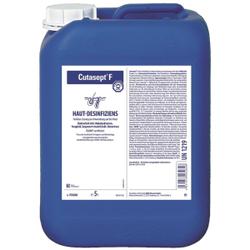 Bode Cutasept® F Hautantiseptikum, Haut-Antiseptikum für Stations- und Praxisbereiche, 5 l - Kanister