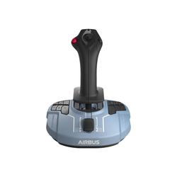 Thrustmaster Civil Aviation Sidestick Airbus edition Joystick 17 Tasten kabelgebunden - für PC