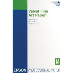 Epson Velvet Fine Art Papier A3+ (A3+, 260g/m²), Kopierpapier