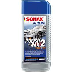 Sonax Politur Polish&Wax Xtreme, 500 ml grau Autopflege Autozubehör Reifen