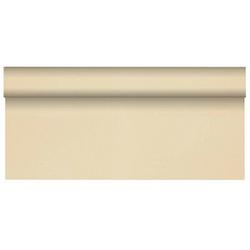 PAPSTAR Tischdecke soft selection plus beige