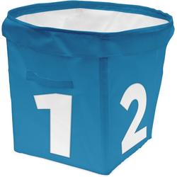 ACHOKA® Aufbewahrungsbox Aufbewahrungsbox Tube - rot blau