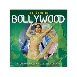 VARIOUS - Sound Of Bollywood (CD)