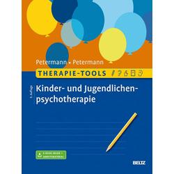 Therapie-Tools Kinder- und Jugendlichenpsychotherapie: Buch von Ulrike Petermann