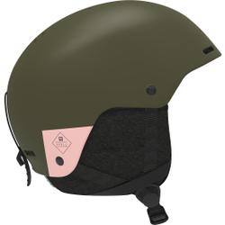 Salomon - Spell Olive Night - Damen Helme - Größe: M (56-59 cm)