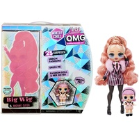 MGA Entertainment L.O.L. Surprise OMG Winter Chill Big Wig and Madame Queen