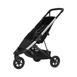 Thule Kinder-Buggy Buggy Spring Stroller - Black silberfarben