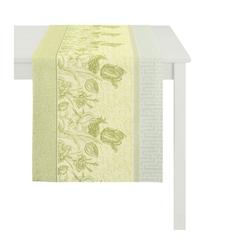 APELT Tischläufer TULIP (1-tlg) grün