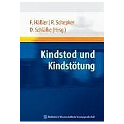 Kindstod und Kindstötung - Buch