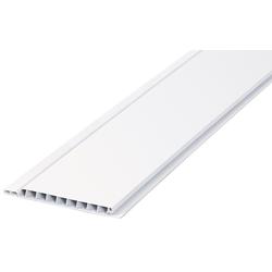 Baukulit VOX Verkleidungspaneel 2,7 m², (Set, 10-tlg) weiß