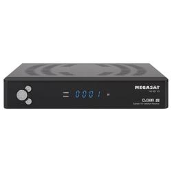 Megasat HD 601 V3 HDTV - Receiver - schwarz SAT-Receiver