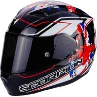 Scorpion Exo-1200 Air Alto Schwarz/Weiß/Rot