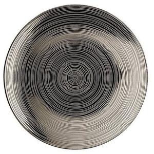 Rosenthal Brotteller TAC Gropius Stripes 2.0 titanisiert Brotteller 16 cm, (1 Stück)