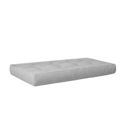 Vicco Palettenkissen Palettenkissen Sitzkissen Palettenmöbel 15 cm hoch Grau grau