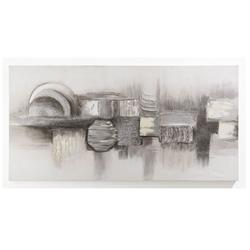 Casa Nova Bild Black & White, 75 x 150 cm