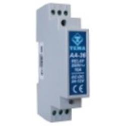 TEMA AA-36 Relais-Leistungsverstärker 1U, 250Vac/16A/4KVA