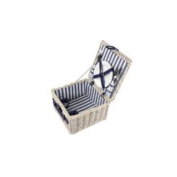 Neuetischkultur Picknickkorb Picknickkorb für 2 Personen (11 Stück), Picknickkorb