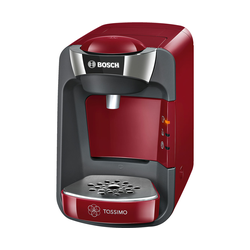 Bosch Tassimo Suny TAS3203 Kaffeemaschinen - Rot