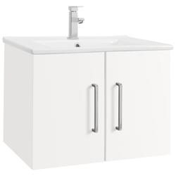 OPTIFIT Waschtisch Napoli, mit Soft-Close-Funktion, Breite 65 cm weiß