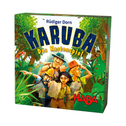 Haba Spiel, Karuba - Das Kartenspiel