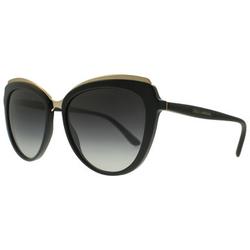 DOLCE&GABBANA 4304 501/8G 5717 Black Sonnenbrille