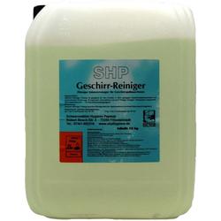 Geschirr-Reiniger mit Chlor flüssig 12 kg Kanister