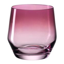 LEONARDO Glas PUCCINI Violett 240 ml, Kristallglas lila