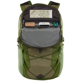 The North Face Borealis 28 four leave green
