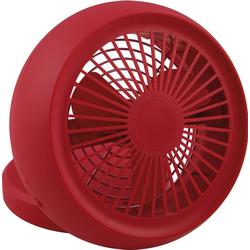 Sonnenkönig Tischventilator Dinky Rot