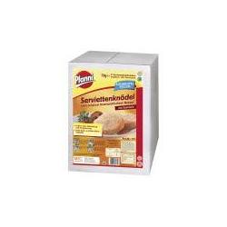 Knorr original Semmel Serviettenknödel in Kochbeutelrollen 5kg