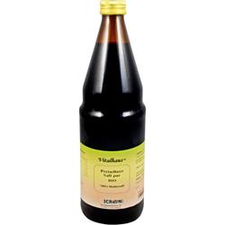 PREISELBEER Saft Pur Bio Vitalhaus 750 ml