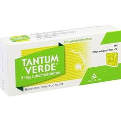 Tantum Verde 3mg mit Zitronengeschmack