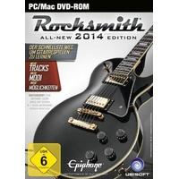 Rocksmith 2014 Edition inkl. Kabel (USK) (PC/Mac)