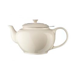Le Creuset Teekanne mit Metallsieb 1,3 L Creme