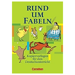 Rund um ... - Sekundarstufe I. Ute Fenske  - Buch