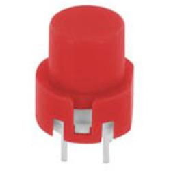 Eingabetaster 0,1 A 32 V DC, rund, rot