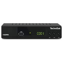 TechniSat HD-C 232 - Receiver - schwarz SAT-Receiver