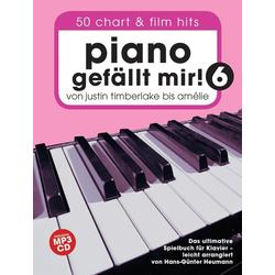 Piano gefällt mir! m. MP3-CD. Bd.6
