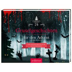 24 Gruselgeschichten für den Advent als Buch von