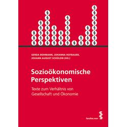 Sozioökonomische Perspektiven als Buch von