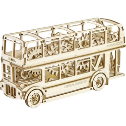Holzbausatz London Bus