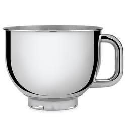 SMEG SMB401 4,8 Liter Edelstahlschüssel für Küchenmaschine