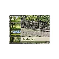 Oermter Berg - Wildgehege und Volkspark (Tischkalender 2021 DIN A5 quer) - Kalender