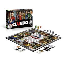 Winning Moves Spiel, Brettspiel Cluedo The Big Bang Theory (Deutsch)